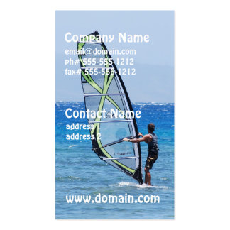 Windsurf Business Cards