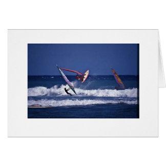 Windsurf Hawai'i Card
