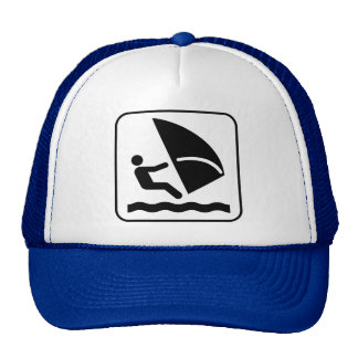 Windsurf Symbol Hat