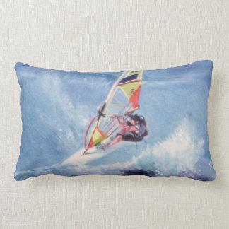 Windsurf Throw Cushions