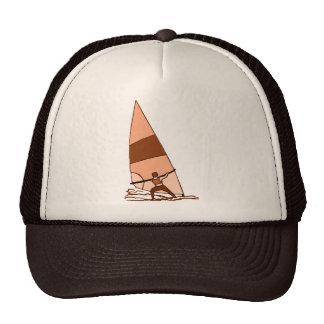 Windsurf Warm Colors Trucker Hat