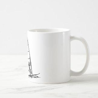 Windsurfer Coffee Mug