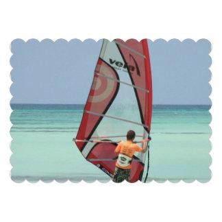 Windsurfer Custom Invites