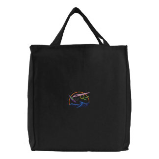 Windsurfer Logo Embroidered Bag