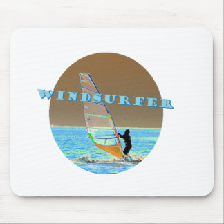 Windsurfer Mouse Pad