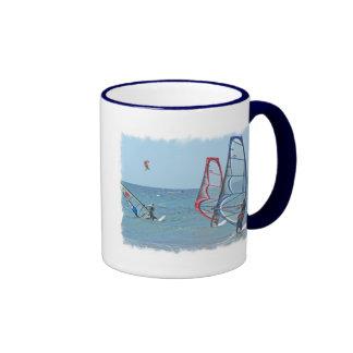 Windsurfer Trio  Coffee Mug