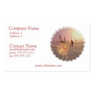 Windsurfers Business Card