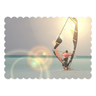 "windsurfing-1 (2).jpg 5"" x 7"" invitation card"