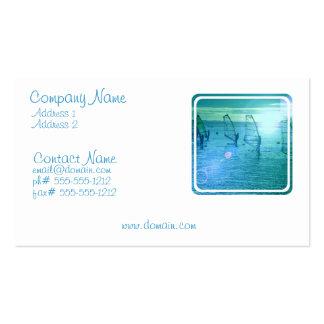 Windsurfing Design Business Card