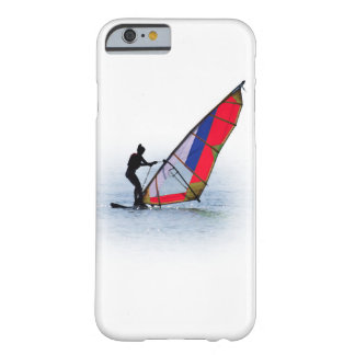 windsurfing girl barely there iPhone 6 case