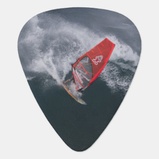 Windsurfing in Hawaii Plectrum