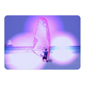 Windsurfing Personalized Invite