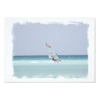 Windsurfing Invitation