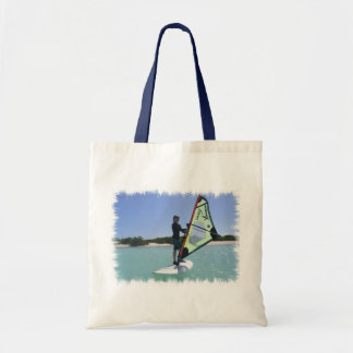 Windsurfing Lessons Small Tote Bag
