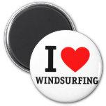Windsurfing Refrigerator Magnets