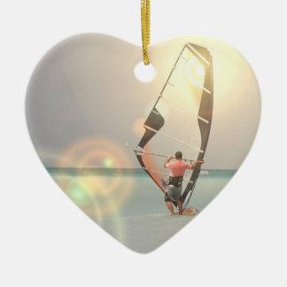 Windsurfing Sport Ornament