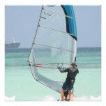 Windsurfing Star Invitations