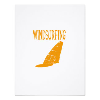 windsurfing v2 orange text sport copy.pngc 11 cm x 14 cm invitation card