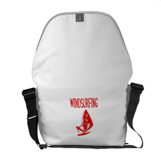 windsurfing v4 red text sport.png courier bag