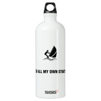 Windsurfing Water Bottle
