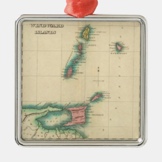Windward Islands Christmas Ornament