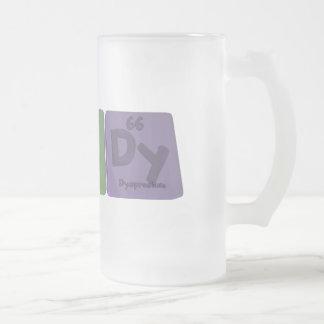 Windy as Tungsten Indium Dysprosium Mug