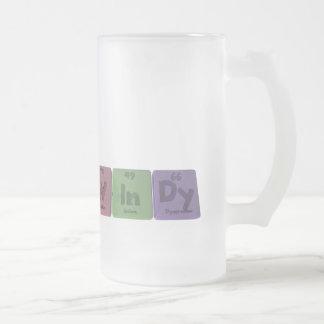 Windy as Tungsten Indium Dysprosium Mugs