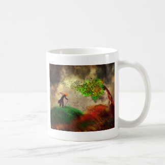 Windy Day Coffee Mug