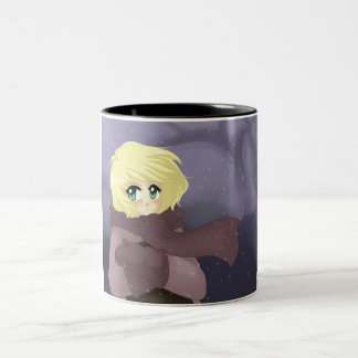 Windy day coffee mugs
