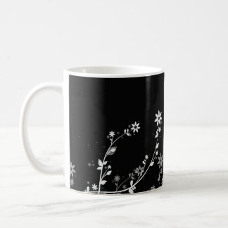 Windy Flowers mug
