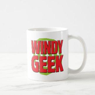 Windy Geek Mug