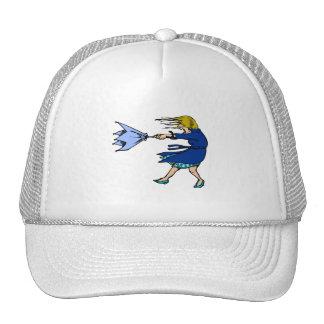 Windy Trucker Hat