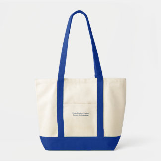 Windy Meadows Kennels Tote Bag