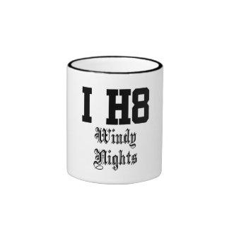 windy nights coffee mug