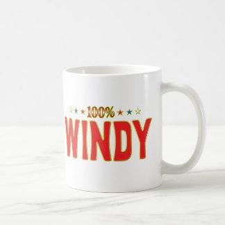 Windy Star Tag Coffee Mug