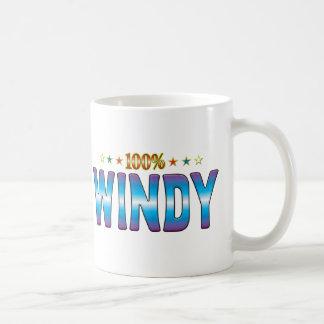 Windy Star Tag v2 Coffee Mug