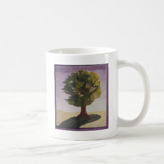Windy Tree Basic White Mug