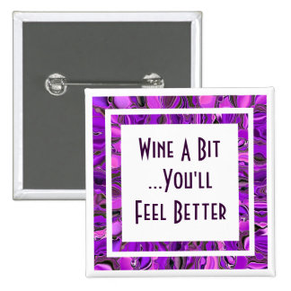 wine a bit pin