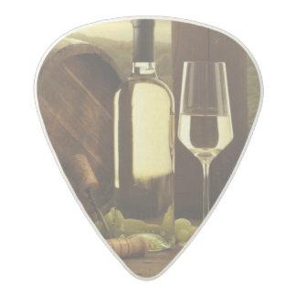 Wine Acetal Guitar Pick