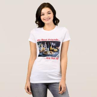 wine and cheese night T-Shirt