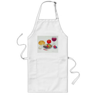 Wine and Olives Aprons