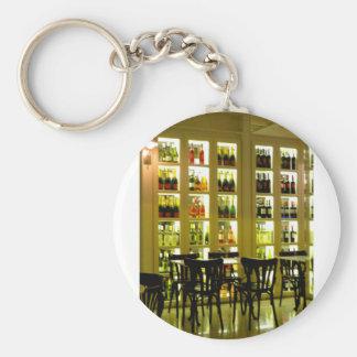 Wine Bar Key Ring