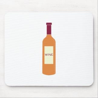 Wine Bottle Mouse Pad