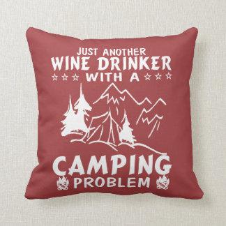 Wine & Camping Cushion
