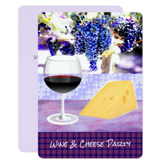 Wine Cheese Invitations amp Announcements  Zazzlecouk