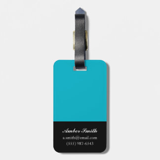 Wine Cooling 2010 Luggage Tag