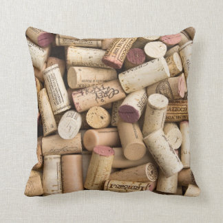 Wine Cork Cushion