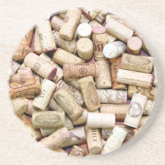 Wine Corks Coaster