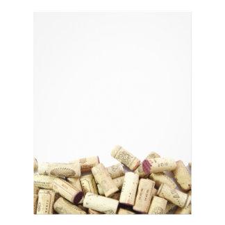 Wine Corks Flyers