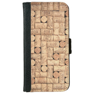 Wine Corks iPhone 6 Wallet Case